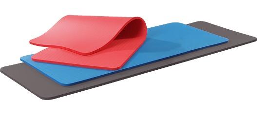 """Sport-Thieme® Gymnastikmatte """"Therapie 25"""" Blau"""