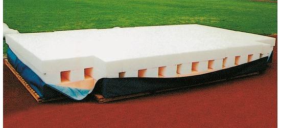 """Sport-Thieme® Hochsprungkissen """"Super"""" 400x250x50 cm"""