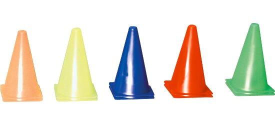 Sport-Thieme® Sport-Thieme® Markierungskegel 10er-Set 13x13x23 cm