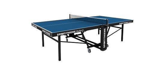 """Sport-Thieme® Tischtennisplatte """"Roller II"""" Blau"""