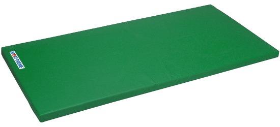 "Sport-Thieme® Turnmatte ""Spezial"", 200x100x8 cm Basis, Polygrip Grün"