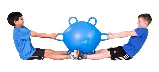 Sportime Ballon de lutte