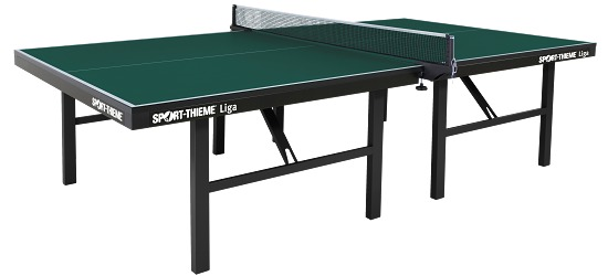 Table de tennis de table Sport-Thieme® « Liga » Vert