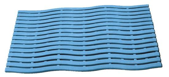 Tapis de piscine « Durowalk » Bleu clair