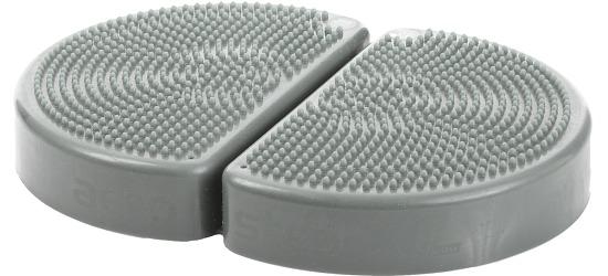 Togu® Aero-Step XL Silber-Grau