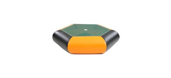 Trampoline Sport-Thieme® « Soft-Tramp » Medi ø 150 cm, hauteur 35 cm