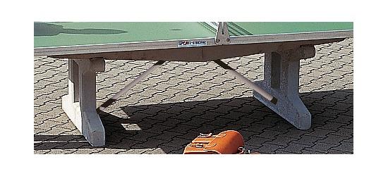 """Untergestell für die Sport-Thieme® Tischtennisplatte """"Premium lang"""""""