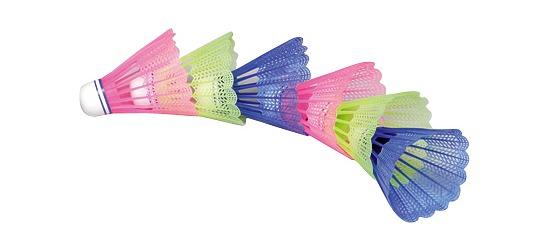 Volants de badminton Sportime