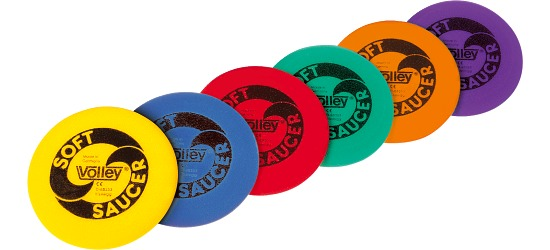 Volley Disque volant « Soft Saucer »