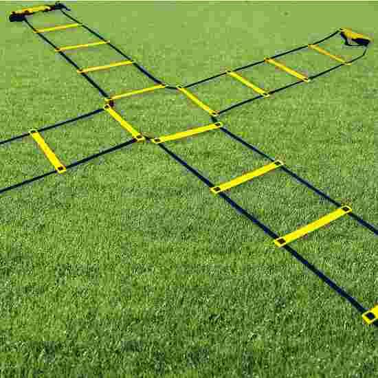 Échelle de coordination Sport-Thieme « Agility » 4x2 m, Échelle quadruple
