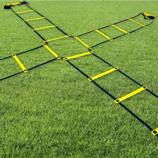 Échelle d'entraînement Sport-Thieme® « Agility » 4x2 m, Échelle quadruple