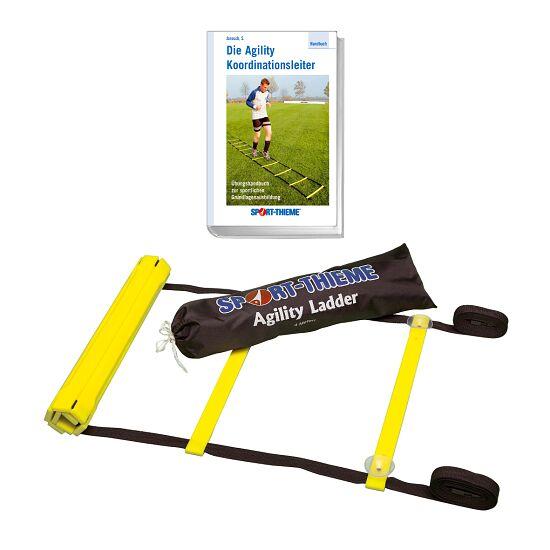 Échelle d'entraînement Sport-Thieme 8 m, simple, manuel inclus