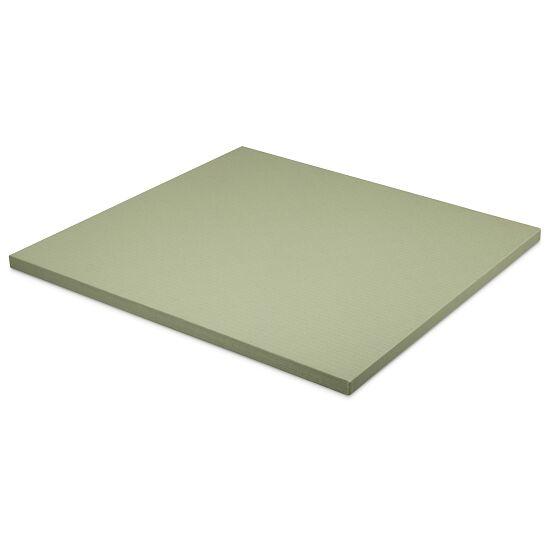 Judomatte  Tafelgrösse ca. 100x100x4 cm, Olivgrün