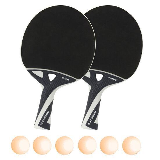 tischtennisschl ger set nexeo x70 set sport. Black Bedroom Furniture Sets. Home Design Ideas