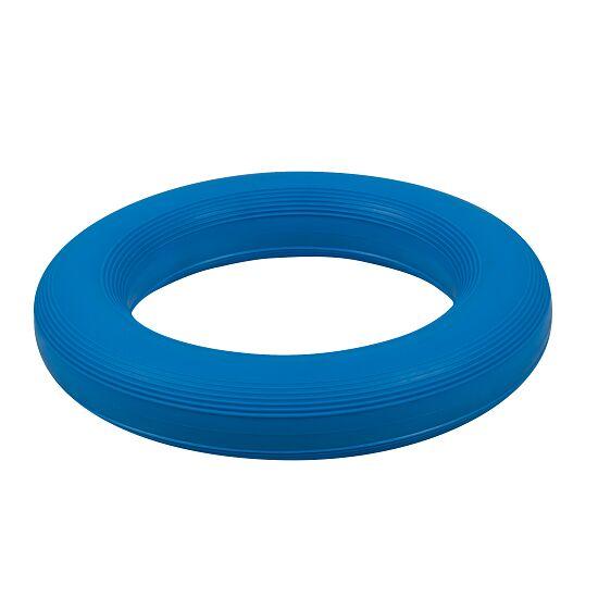 Anneau de lancer Bleu