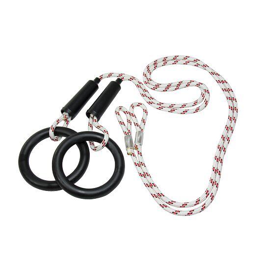 Anneaux de gymnastique avec cordes « Rope »