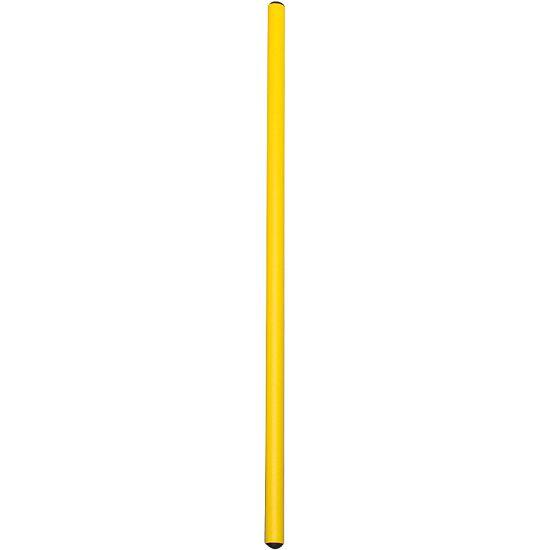 Bâton de gymnastique Sport-Thieme en plastique 80 cm, Jaune