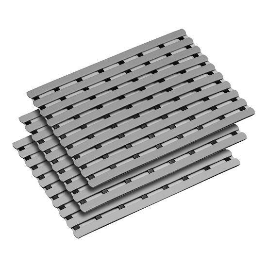 Bädermatte nach Mass 60 cm, Grau