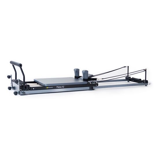 Balanced Body IQ Reformer pour Pilates Roulettes verticales