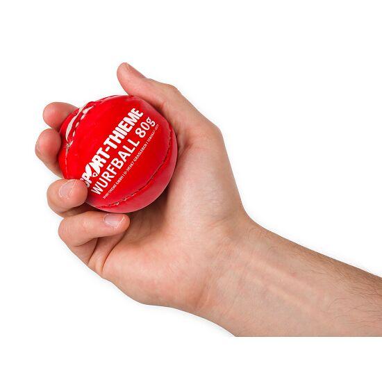 Balle de lancer Sport-Thieme® Rouge
