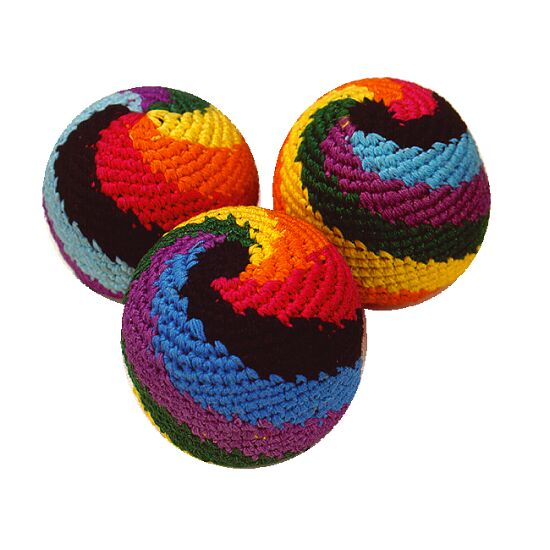 Balles à grains « Rasta Rainbow »
