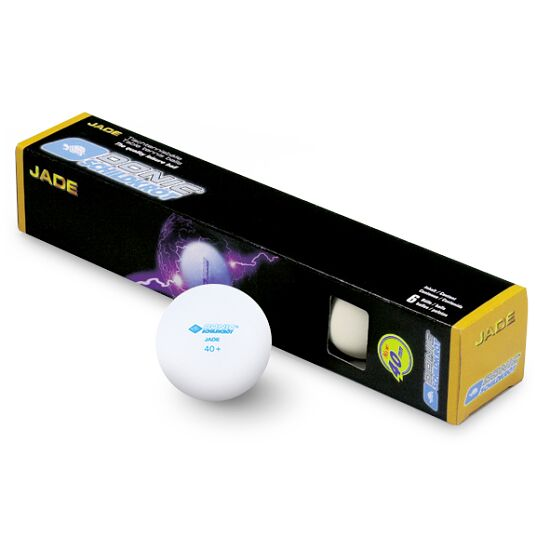 Balles de tennis de table Donic® Schildkröt Balles blanches