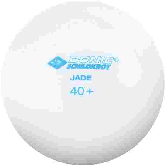 Balles de tennis de table Donic Schildkröt Balles blanches