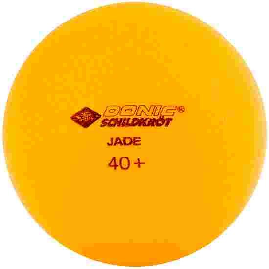 Balles de tennis de table Donic Schildkröt Balles orange