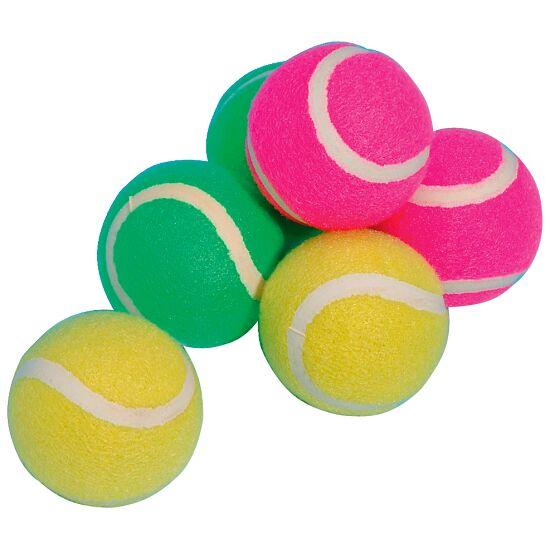 Balles pour cible numérotée