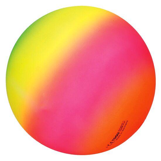 Ballon arc-en-ciel fluo Togu®  ø 23 cm, 140 g