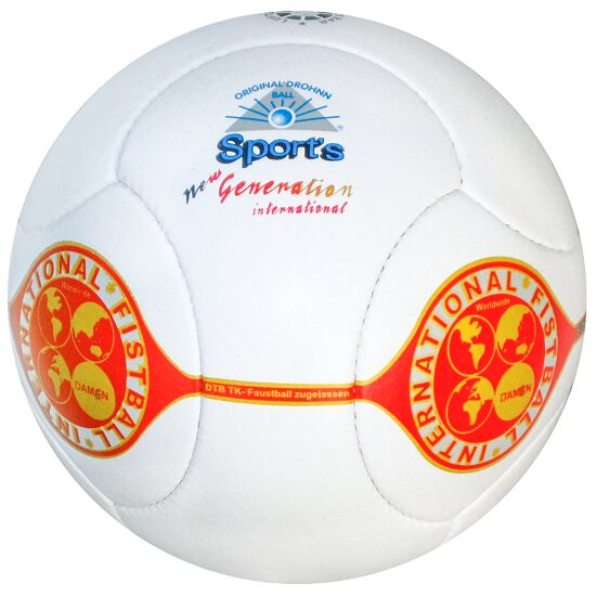 Ballon de balle au poing Drohnn original « New Generation » Femmes/junior, 350 g