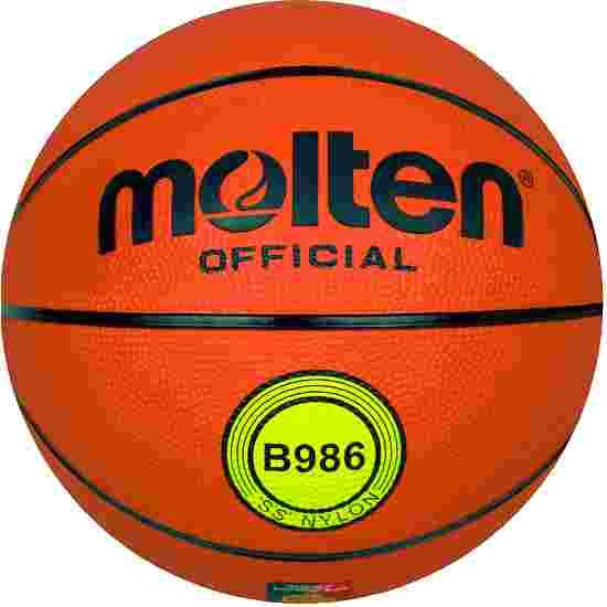 Ballon de basket Molten « Serie B900 » B986 : taille 6