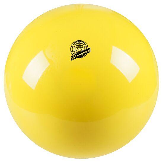 Ballon de gymnastique de compétition Sport-Thieme® « 420 » Jaune