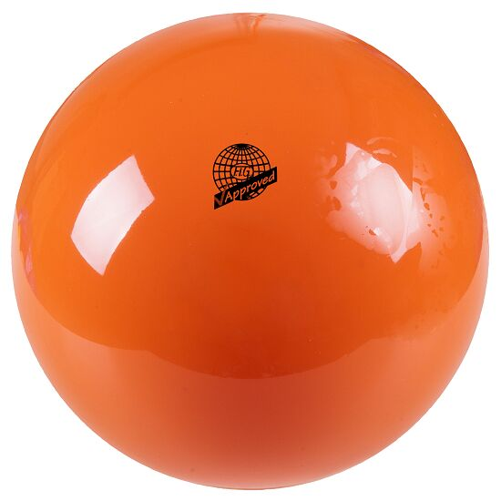 Ballon de gymnastique de compétition Sport-Thieme® « 420 » Orange