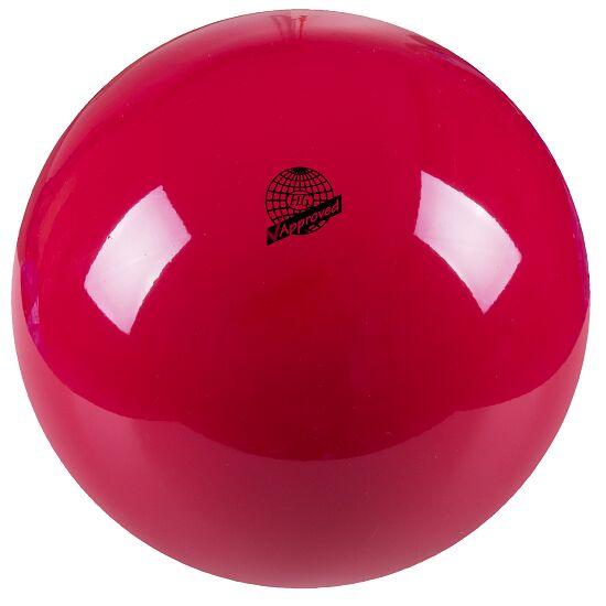Ballon de gymnastique Togu Ballon de gymnastique de compétition laqué « 420 » FIG Rouge