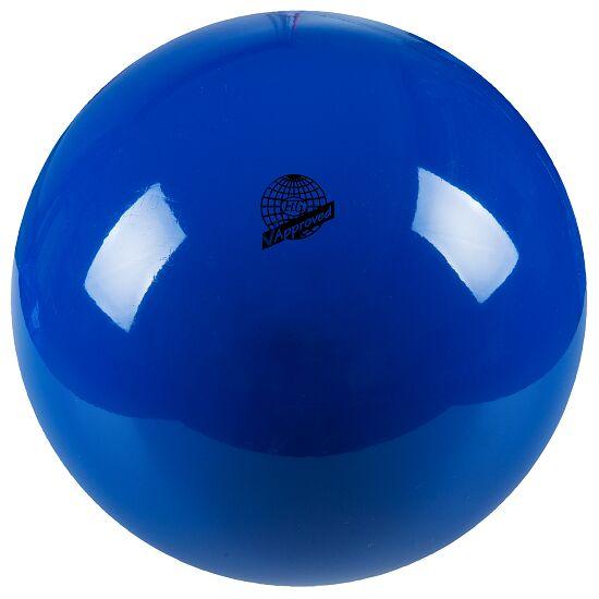 Ballon de gymnastique Togu Ballon de gymnastique de compétition laqué « 420 » FIG Bleu