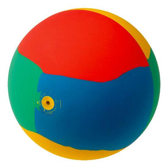 Ballon de gymnastique WV® en caoutchouc ø 16 cm, 320 g, Multicolore