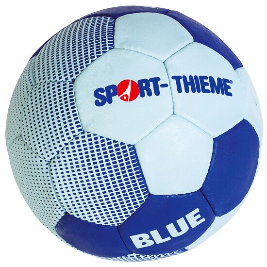 ballon de handball sport thieme blue de 10 fr. Black Bedroom Furniture Sets. Home Design Ideas