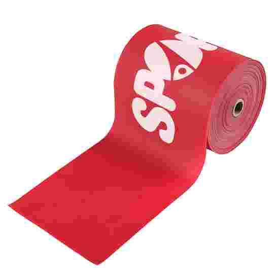 Bande de fitness Sport-Thieme 150 25 m x 15 cm, Rouge = très difficile