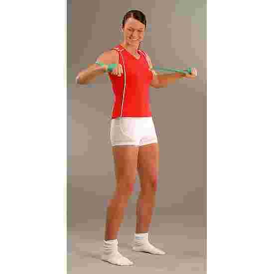 Bande de fitness Sport-Thieme 150 2 m x 15 cm, Vert = facile