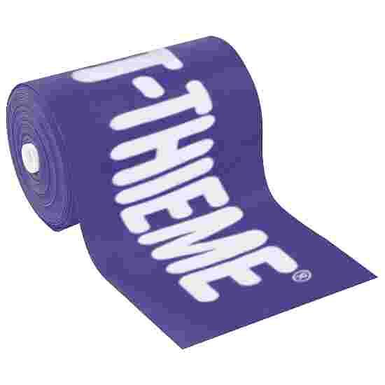 Bande de thérapie Sport-Thieme « 75 » 2 m x 7,5 cm, Violet = difficile