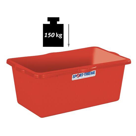 Boîte de rangement Sport-Thieme 90 litres Rouge