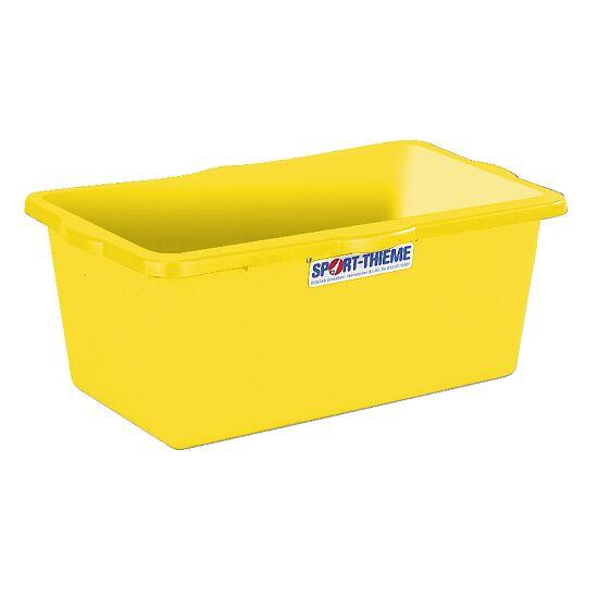 Boîte de rangement Sport-Thieme 90 litres Jaune