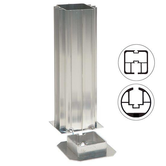 Bodenhülse für Pfosten 80x80 mm und ø 83 mm
