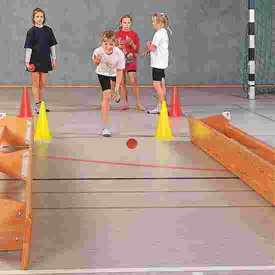 """Bosselkugel """"Sport"""" ø 7,5 cm, 600 g, Rot"""