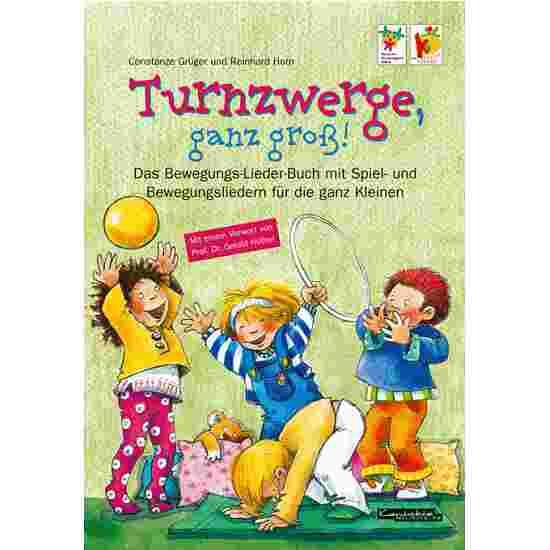 """Buch und CD-Set """"Turnzwerge, ganz gross!"""""""