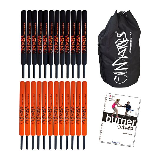 Burnermotion Kit Gladiators Bats spécial école Regular