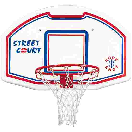 But de basket mural « New York »