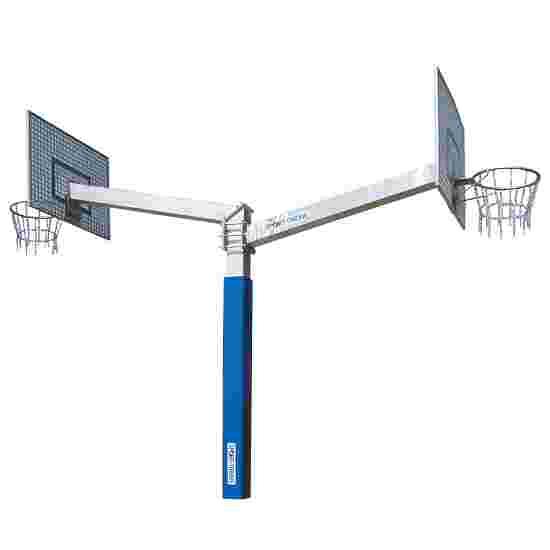 But de basket Sport-Thieme « Fair Play Duo » Panier « Outdoor », Panneau : aluminium