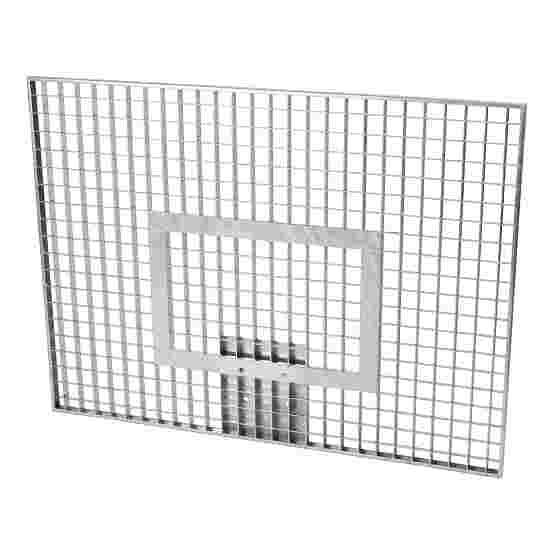 But de basket Sport-Thieme « Fair Play Silent » avec réglage en hauteur Panier « Outdoor », 120x90 cm